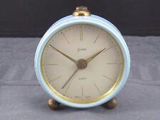 Bonito Antiguo Despertador goldbühl ca.50er AÑOS