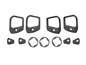 Ford Door Handle + Lock Seal Gasket Kit XR XT XW XY ZA ZB ZC ZD Resto Country