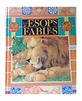 Aesop's Fables by Kent, Graeme Hardback Book The Fast Free Shipping
