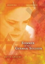Puffin Modern Classics Ser.: Summer of My German Soldier by Bette Greene (2006,