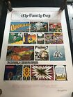 Family Dog Lithograph Poster FD 89 Sunday Funnies Rick Griffin Stanley Mouse