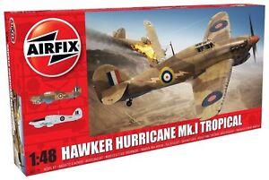 Airfix 1:48 Hawker Hurricane Mk.I-Tropical - Model A05129