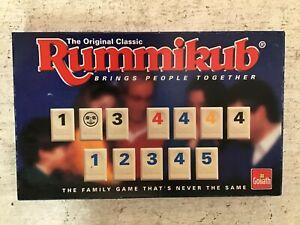 Goliath Original Classic Rummikub Game USED Good Condition (A)
