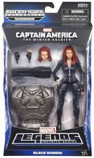 Marvel Legends Black Widow Mandroid BAF Captian America-The Winter Soldier