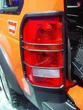 LAND ROVER LR3 / DISCOVERY 3 REAR LIGHT GUARDS - PAIR NEW UK PART# VUB501380