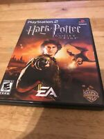 Harry Potter and the Goblet of Fire (Sony PlayStation 2, 2005)No Booklet