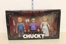 Neca Seed of Chucky Family Boxed Set