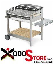 Grill barbecue a legna carbonella SUNDAY modello DRAGON 80 - offerta BBQ