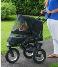 New Pet Gear Nv No-Zip Sky Line Pet Stroller, For pets up to 70 lbs.