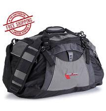C6 Grand Sport Corvette Black & Gray Duffle Bag