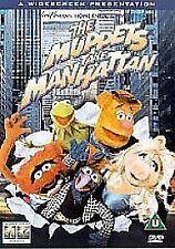 Muppets Take Manhattan [DVD], Very Good DVD, ,