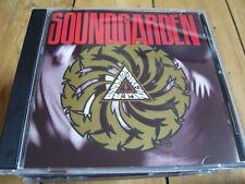 Soundgarden – Badmotorfinger - CD Album - Alternative Rock - Grunge - 1991