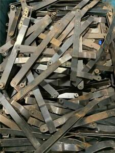 25pc Mixed Sheridan Strap Duplicator Hole Bushing Tool Original #30 Short & Long