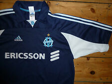 + Olympique Marseille + L +99 Away Football Jersey + CAMISETA maillot maglla trikot