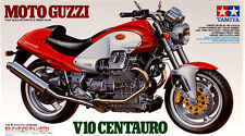 TAMIYA 1:12 KIT MOTO DA COSTRUIRE MOTORCYCLE GUZZI V10 CENTAURO ART 14069