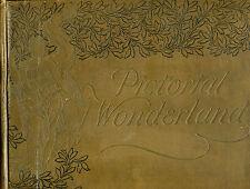 Pictorial Wonderland, Art/Sculpture  of all nations by Franklin Belden - 1894