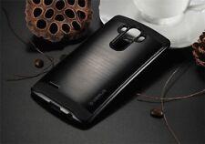 Shockproof Metal Hybrid Rubber Case Cover For LG G3 G4 G5 K7 K8 K10 V10 11Colors