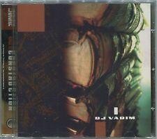 DJ VADIM 'USSR RECONSTRUCTION' CD NEW UNPLAYED DISTRIBUTOR STOCK