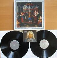 416 126-1 Handel Athalia Sutherland Emma Kirkby Hogwood 2LP L'Oiseau-Lyre NM