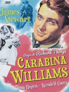 CARABINA WILLIAMS  DVD BIOGRAFIA*A&R*