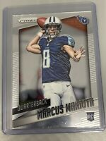 Marcus Mariota 2015 Panini Cyber Monday Prizm /500 RC Rookie #9 Tennessee Titans