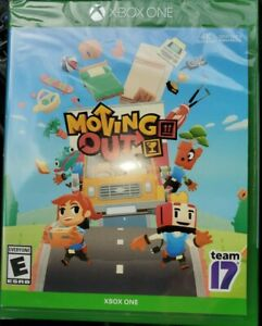 Moving Out (Xbox One) BRAND NEW, FACTORY SEALED, FREE SHIPPING
