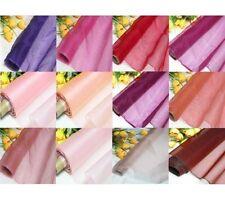 Unbranded Apparel-Everyday Clothing 100% Silk Craft Fabrics