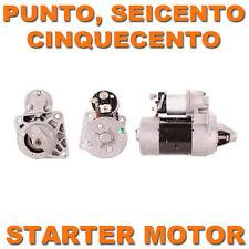 FIAT PUNTO/SEICENTO 1994-2003 1.1/1.2 PETROL QUALITY STARTER MOTOR