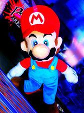 peluche morbido grande super Mario bros 25 cm