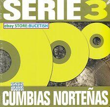 Cumbias Nortenas 3CD Grupo Control,Bronco,Duelo,Los Reyes del Camino,LMT, New
