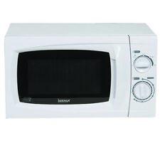 Igenix 20 Litre 700w Manual Microwave White IG2070
