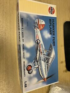 Airfix Hawker Fury I in 1:48 Scale See Description