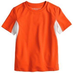 ZeroXposur Boys Rash Guard Swim Shirt NWT UPF 50  Size  4  5/6  or 14/16