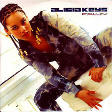 ★☆★ CD Single Alicia KEYS	Fallin' 2-track CARD SLEEVE  ★☆★ NEW