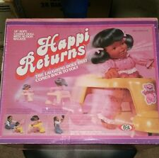 Happi Returns African-American vintage doll by Ideal Toys 1983 VHTF
