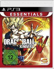 Dragon Ball Xenoverse Essentials - Ps3