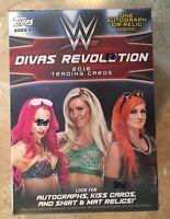 2016 Topps WWE Divas Revolution base cards Set (pick from list) Buy 2 get 3 Free