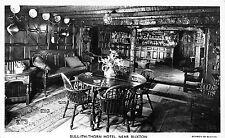POSTCARD   DERBYSHIRE   Bull-Ith-Thorn  Hotel  ( Interior  )