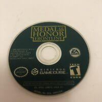 Medal of Honor: Frontline (Nintendo GameCube, 2004) DISC ONLY
