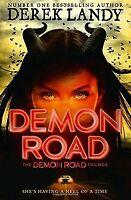 Demon Road 01 von Landy, Derek | Buch | Zustand gut