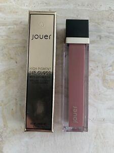 JOUER High Pigment Lip Gloss Park Ave Full Size $17