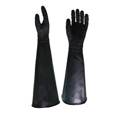 68cm Working Protective Gloves for Blasting Sand Blast Cabinet Industrial
