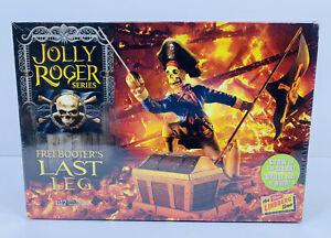 Lindberg Jolly Roger Series Freebooter's Last Leg Model Kit #HL613/12 New in Box