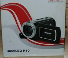 video camera toshiba camileo h10