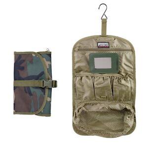 Bag Toiletries Beauty Case Military Field Camping Trekking Fosco Industries