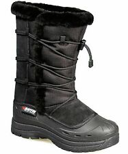 Baffin Womens Ella Winter Snow Boot Waterproof Insulated Black Boots, US 8 M
