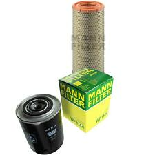 Mann-filter Set Iveco Daily II Box/Estate Pickup/Chassis