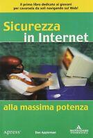 Sicurezza in internet alla massima potenzaAppleman DanMondadoriinformatica