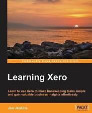 NEW Learning Xero by Jon Jenkins