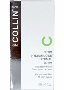 G.M Collin Hydramucine Optimal Serum - 30 ml / 1 oz New in Box EXP 2/2021